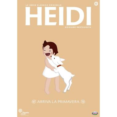 Heidi: Arriva la primavera Vol. 3 - Edizione Restaurata