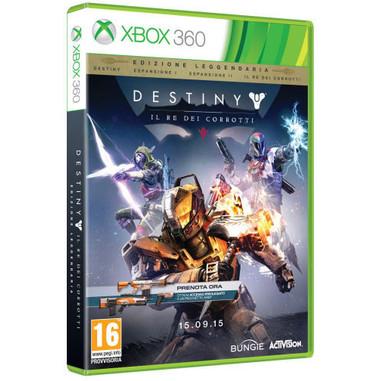 Destiny: il re dei corrotti - Xbox 360
