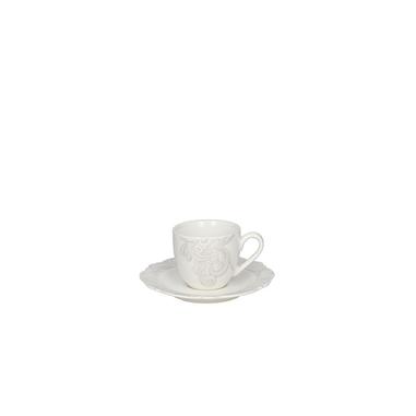 Tognana Porcellane Tazza Caffè Con Piatto Cc 90 Ginevra Camelot