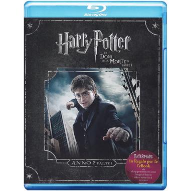 Harry Potter e i doni della morte - parte 01 + E-Book Blu-ray 2D ITA
