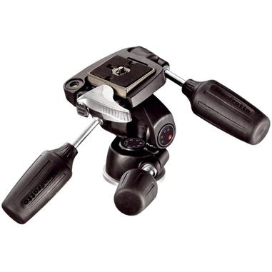 Manfrotto testa fotografica a 3 movimenti W/QCK LOCK 804 RC 2 Nero