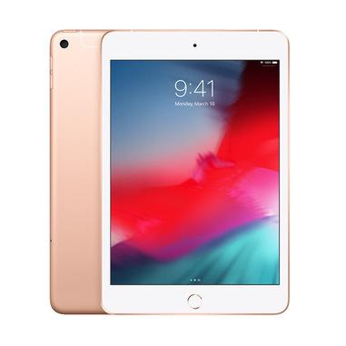 """Apple iPad mini 20,1 cm (7.9"""") 3 GB 256 GB Wi-Fi 5 (802.11ac) 4G Oro iOS 12"""