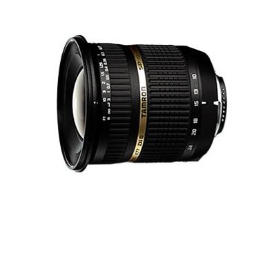 Tamron SP AF10-24mm F/3.5-4.5 Di II SLR Obiettivo ultra-ampio compatibile Canon, nero