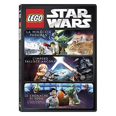 Star Wars - trilogia LEGO® (DVD)