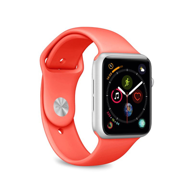 PURO Apple Watch Band cinturino 38-40mm Living Coral