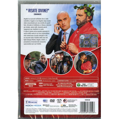 Ciao Brother DVD