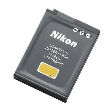 Nikon EN-EL12 Ioni di Litio 3.7mAh 1050V