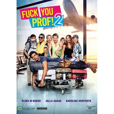 Fuck you prof! 2 (DVD)