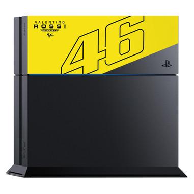 Sony PlayStation 4 1 TB C chassis edizione limitata Valentino Rossi