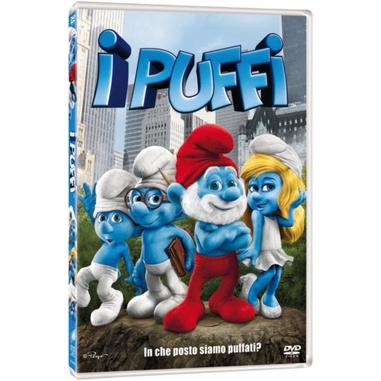 I Puffi, DVD