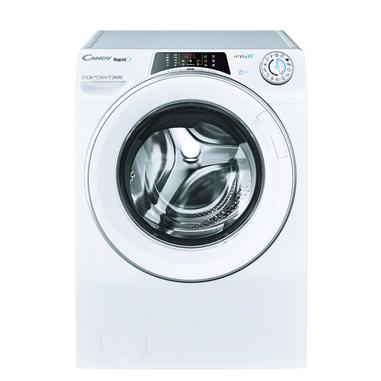 Candy RAPIDÓ RO41274DXHS5\1-S lavatrice Libera installazione Caricamento frontale Bianco 7 kg 1200 Giri/min A+++-20%