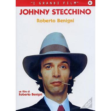 Johnny Stecchino, film (DVD)