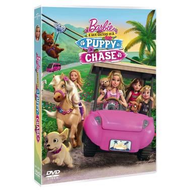 Barbie e la Ricerca dei Cuccioli (DVD)