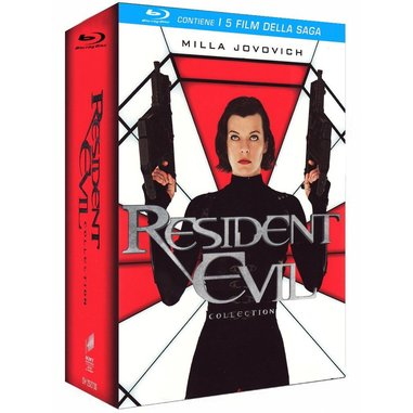 Resident Evil collection (Blu-ray)