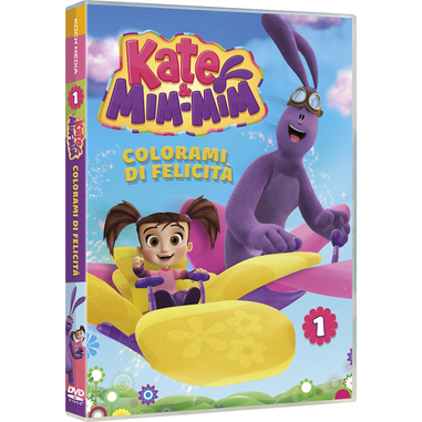 Kate e Mim-Mim: Colorami di Felicità (DVD)