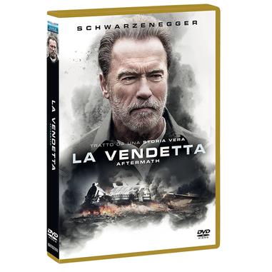 La vendetta, DVD DVD 2D ITA