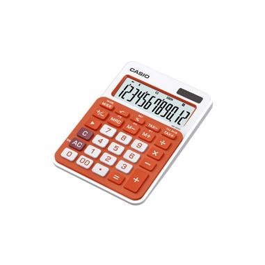 Casio MS-20NC Arancione calcolatrice