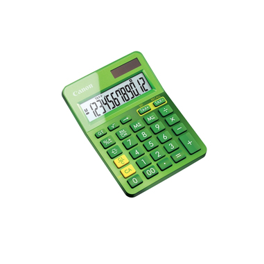 Canon LS-123k Verde calcolatrice