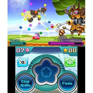 Kirby: planet Robobot - Nintendo 3DS
