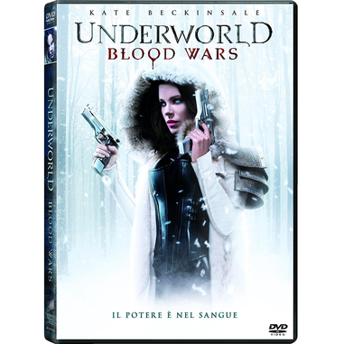 Underworld: Blood Wars, DVD DVD 2D ITA