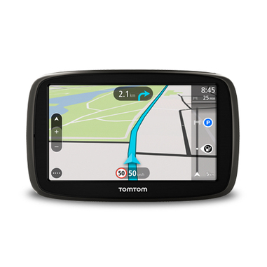 TomTom Start 50 + custodia + tutor e autovelox