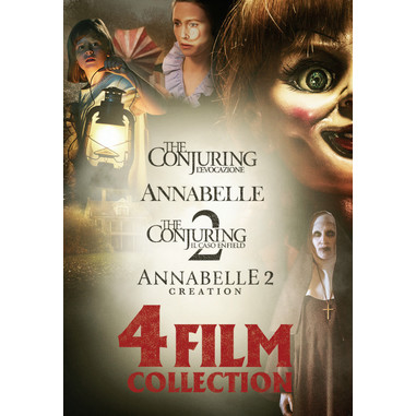 Annabelle Collection (DVD)