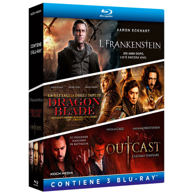 Cofanetto Fantasy (Blu-ray)
