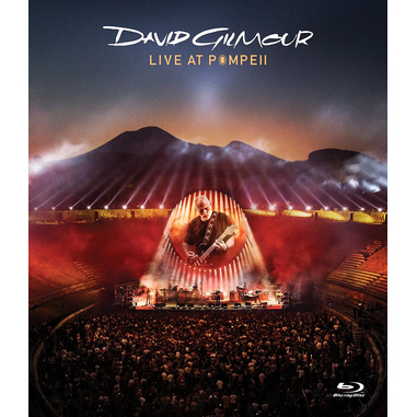 Live At Pompeii, 2CD + 2BD