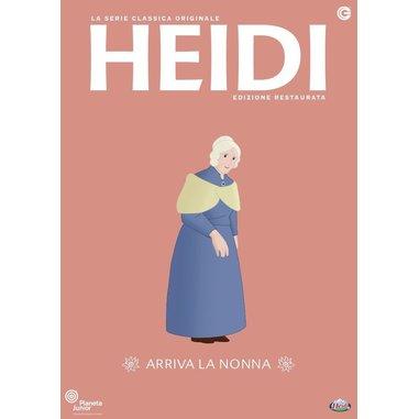Heidi: arriva la nonna vol. 6 - edizione restaurata (DVD)