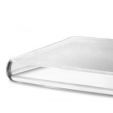 Cellularline Shape - Lumia 650 Custodia morbida in materiale anti-shock dalla doppia finitura Trasparente