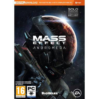 Mass effect: Andromeda - PC