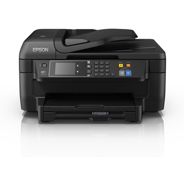Epson WorkForce WF-2760DK Ad inchiostro A4 Nero + Cartuccia in omaggio