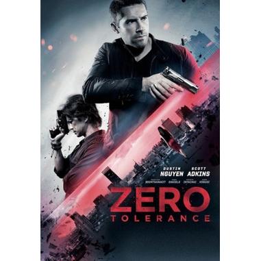 Zero Tolerance (Blu-ray)