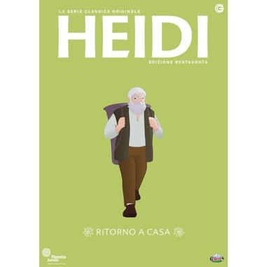 Heidi: Ritorno a casa Vol. 8 - Edizione Restaurata (DVD)