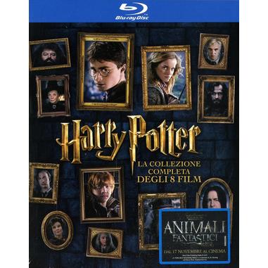 Harry Potter Complete Collection Blu-ray 2D Inglese Edizione ordinaria
