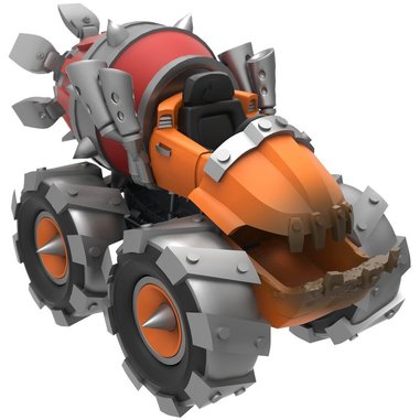 Skylanders super chargers vehicle Thump Truck
