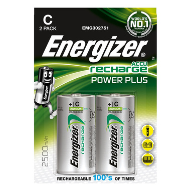 Energizer ENRC2500P2