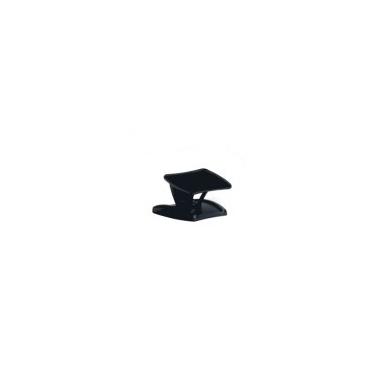 "Datalogic Black 3"" Riser Stand w/ Tilt Adjustment and Fixed Mounting Holes Nero"
