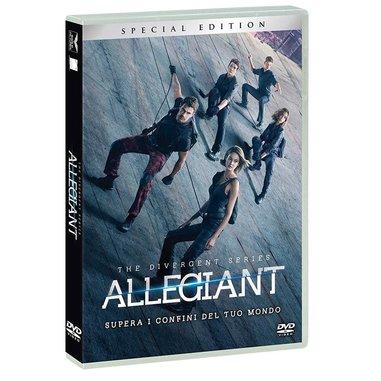 Allegiant - edizione speciale con O-Card (DVD)