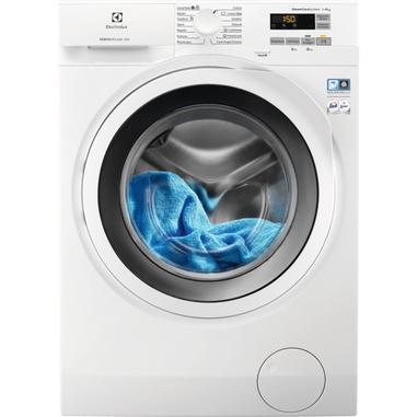 Electrolux Perfect care 700 EW7F582ST lavatrice Libera installazione Caricamento frontale Bianco 8 kg 1400 Giri/min A+++-30%