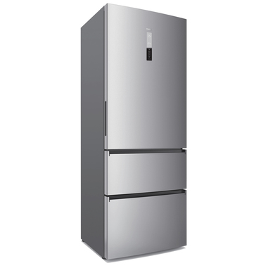 Haier A3FE742CMJ Inox Style 307L 129L A++, Total No Frost ...