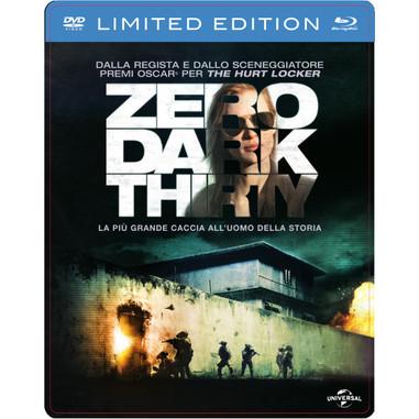 Zero dark thirty (Blu-ray + DVD)
