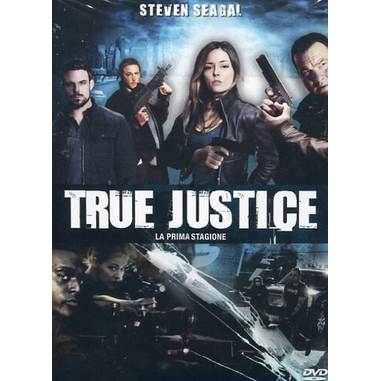 True Justice - Stagione 1 (DVD)