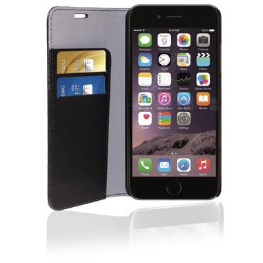 Phonix Custodia a Libro in Ecopelle per Apple iPhone 7 - Nera