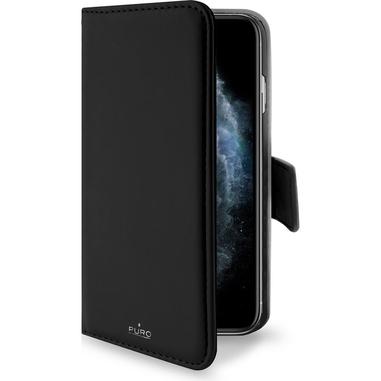 """PURO IPCX6519BOOKC3BLK custodia per iPhone 11 Max 16,5 cm (6.5"""") Custodia a borsellino Nero"""