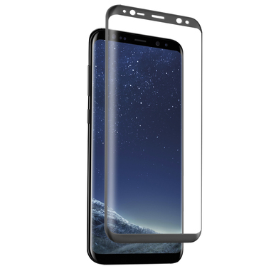 Phonix Salva Schermo in PET 3D per Samsung Galaxy S8 Plus – Nero