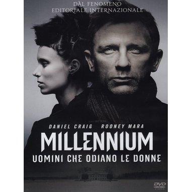 Millennium - Uomini che odiano le donne (DVD)