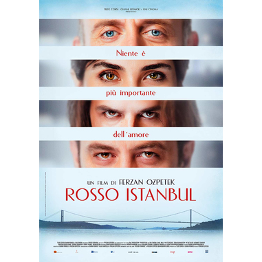 Rosso Istanbul (Blu-ray)