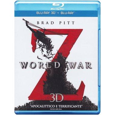 World War Z - 3D e 2D (Blu-ray)