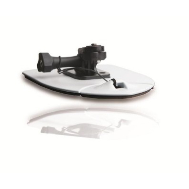 Nilox Piastra bianca per surf, sci, snowboard